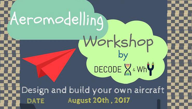 Aeromodelling Workshop - Kydz Adda